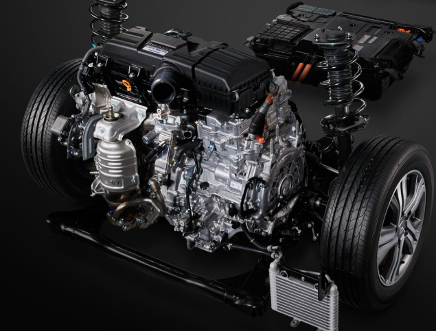 ステップワゴンハイブリッド車エンジン性能